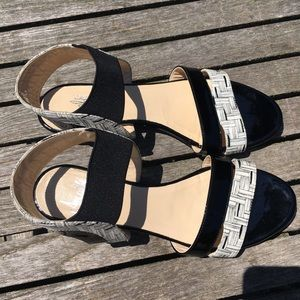 Amalfi Patent Leather Sandals